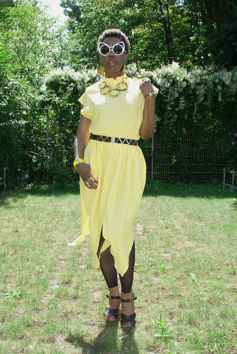 How To Wear Yellow This Summer