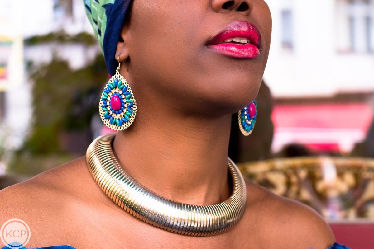 coral lipstick for dark skin