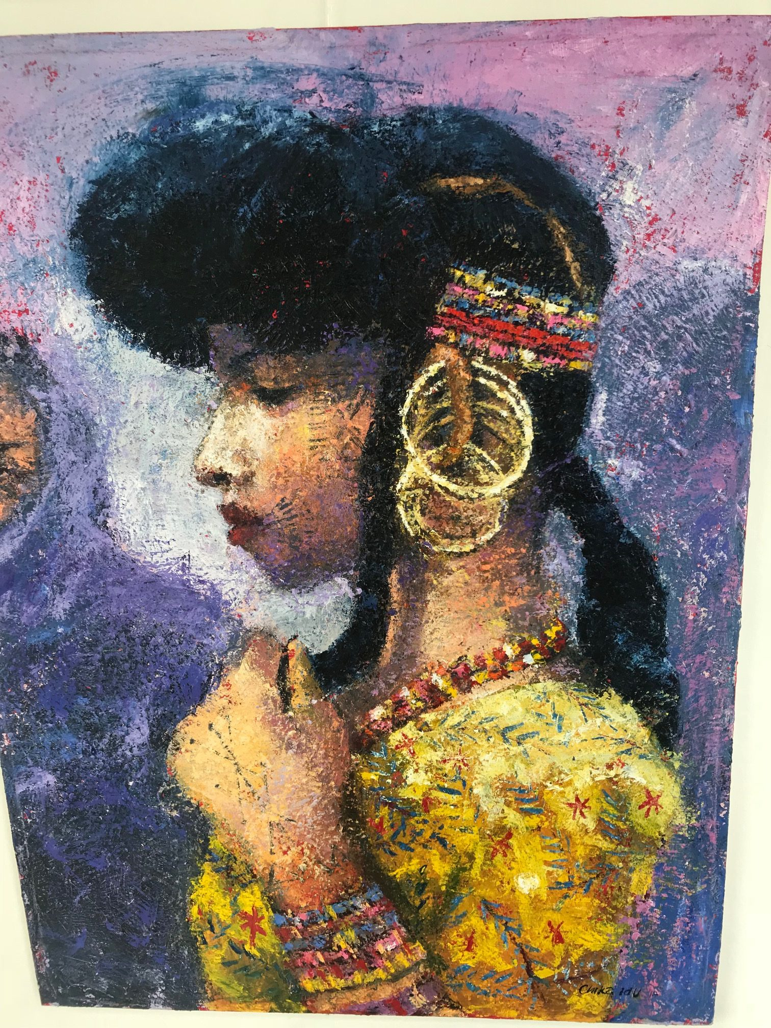 Nigerian artwork