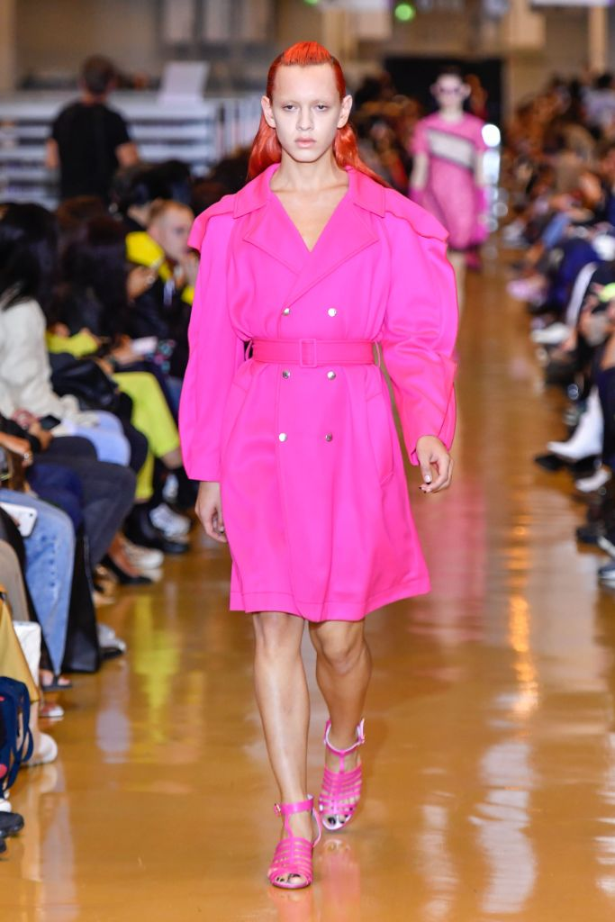 spring fashion trend pink