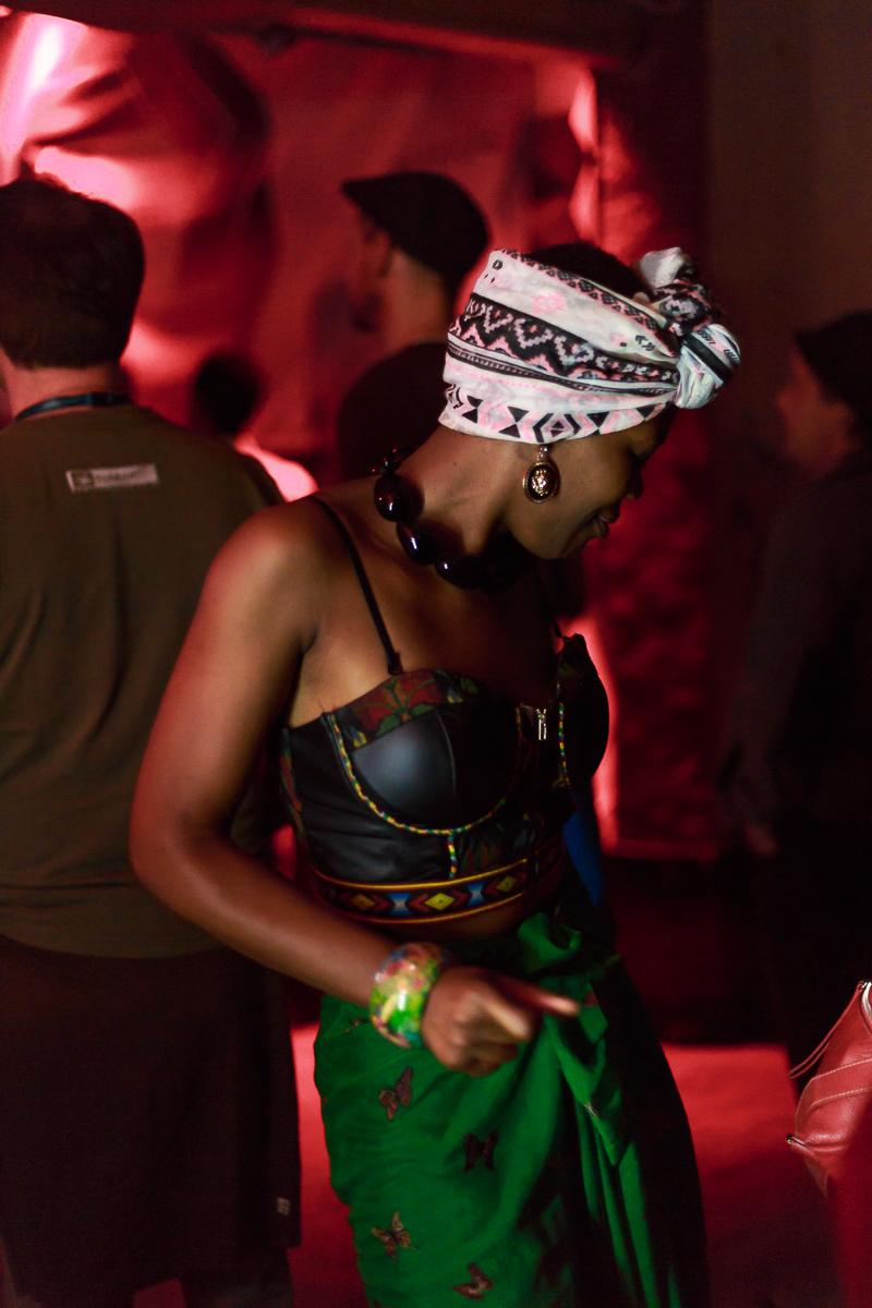 African Dance Aerobics Workout